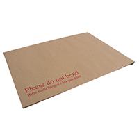 Q-Connect C4 Board P/Seal Envelope Pk10