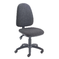 FF Jemini High Back Tilt Op Chair Charc