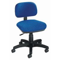 FF Jemini Gas Lift Typist Chair Blue