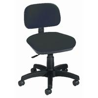 FF Jemini Gas Lift Typist Chair Char