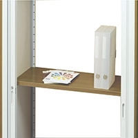 FF Arista Adjustable Wooden Shelf Beech