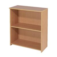 FF Jemini 800mm Small Bookcase Beech