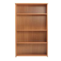 FF Jemini 1750mm Large Bookcase Beech