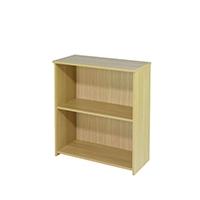 FF Jemini 825mm Small Bookcase Maple