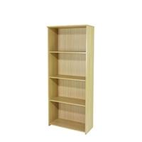FF Jemini 1775mm Large Bookcase Maple