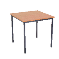 FF Jemintro 750mm Sq Table Beech