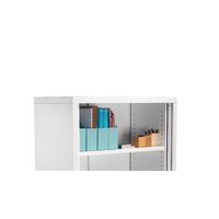 FR FIRST STEEL TAMBOUR COMBI SHELF W1000