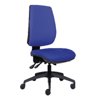 FF Jemini+ High Back Task Chair Blue