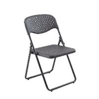 FF Jemini Folding Chair Black