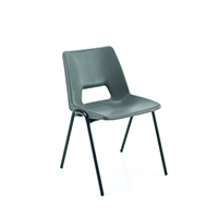 FF Jemini Class Chair Charcoal 430mm