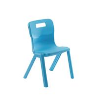 FF Titan 1 Pce Size 2 SkyB School Chair
