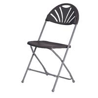 FF Titan Folding Chair Char
