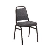 FF Arista Banqueting Chair Charcoal