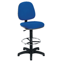 FF Jemini Medium Back Draughtsman Blue
