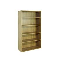 FF Avior 1800mm Bookcase Ash