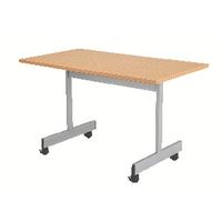 FF Jemini 1600mm Flip Top Table Oak