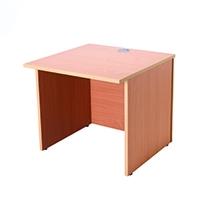 Jemini Bav/Beech 800mm Reception Desk