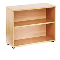 FF Jemini 710mm Bookcase Oak