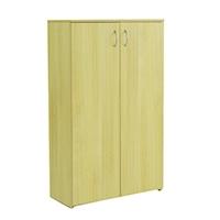 FF Jemini 1225mm Med Cupboard Maple