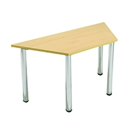 Trap Meeting Room Table Std Leg Beech Pk