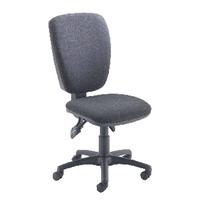 FF Arista High Back Operator Chair Charc