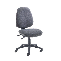 Fr First H Back Operators Chair Charcoal