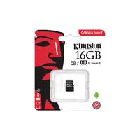Kingston Canvas Select microSDHC 16GB