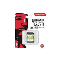 Kingston Canvas Select 32GB SDHC Card