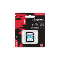 Kingston Go 64GB SDXC Cards