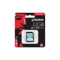 Kingston Go 32GB SDXC Cards