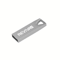 Reviva USB 2.0 Silver Flash Drive 8GB