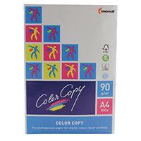Color Copy White A4 Paper 90gsm PK500