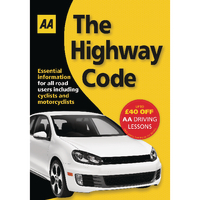 AA Highway Code Book
