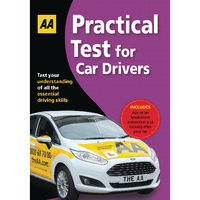 AA Driving Test Practical Book