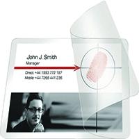 Pelltech Self-Laminating Card 54X86 P100