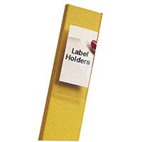 Pelltech 55x102mm Label Holder Pk6
