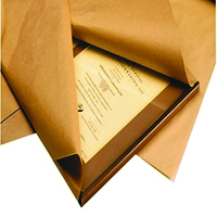 Kraft Paper Sheet 750x1150mm Pk50