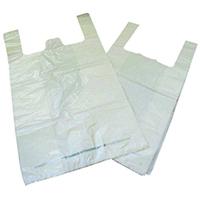 Carrier Bag Biodegradable Pk1000