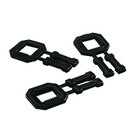Plastic Buckles For Band/Straping Pk1000