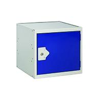 FF DD Cube Locker W300Xd300Xh300mm Blue