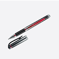 Uni-Ball Red Gel Impact Rollerball Pen