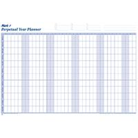 Map Marketing Mark-it Prpt Year Planner