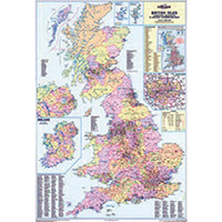 Map Marketing County/Unitary Authorities