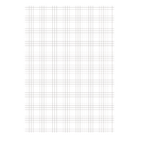 Graph Paper Loose A4 Quad Ruled 75gsm