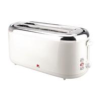 MyCafe White 4 Slice Toaster