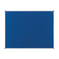 Nobo Elipse Blue 900x600mm Noticeboard