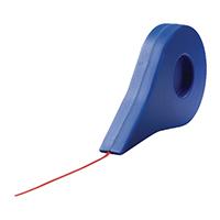 Nobo 1.5mmx10m Red Gridding Tape