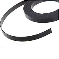 Nobo 10mmx5m Black Magnetic Tape