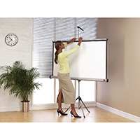 Nobo 86 inch Tripod Projection Screen