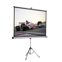 Nobo 99 inch Tripod Projection Screen